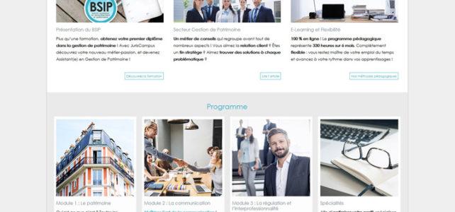 Site internet BSIP